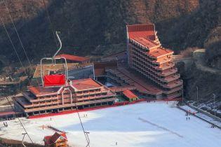 В Північній Кореї до Олімпіади-2018 збудували новий гірськолижний курорт