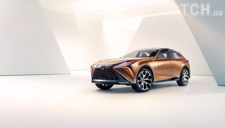 Lexus откладывает выпуск электромобилей