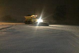 І знову сніг: на Україну суне ще один циклон