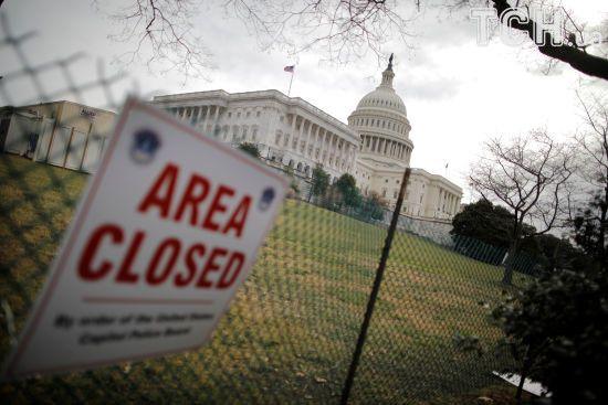 У США Сенат проголосував за схвалення тимчасового бюджету