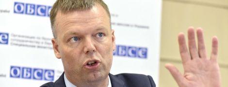 Александр Хуг покинет должность замглавы миссии ОБСЕ в Украине