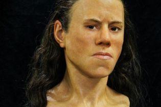 Учені показали, як виглядала жінка 9 тисяч років тому