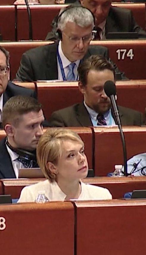 В ПАСЕ начались дебаты о гуманитарных последствиях войны в Украине