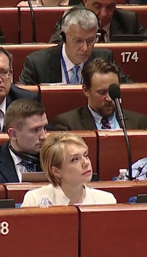 У ПАРЄ розпочалися дебати про гуманітарні наслідки війни в Україні