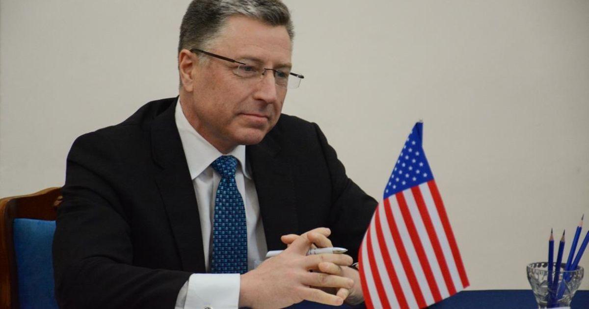США з нетерпінням чекають повернення Криму під контроль України – Волкер