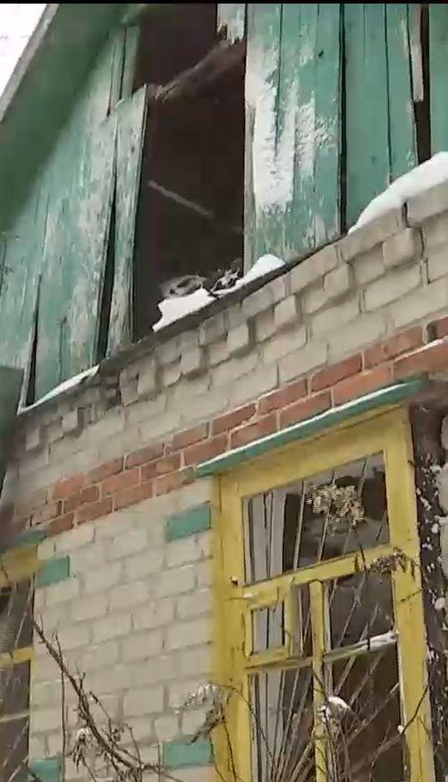 Окупанти в районі Горлівки не соромляться хаотично застосовувати артилерію