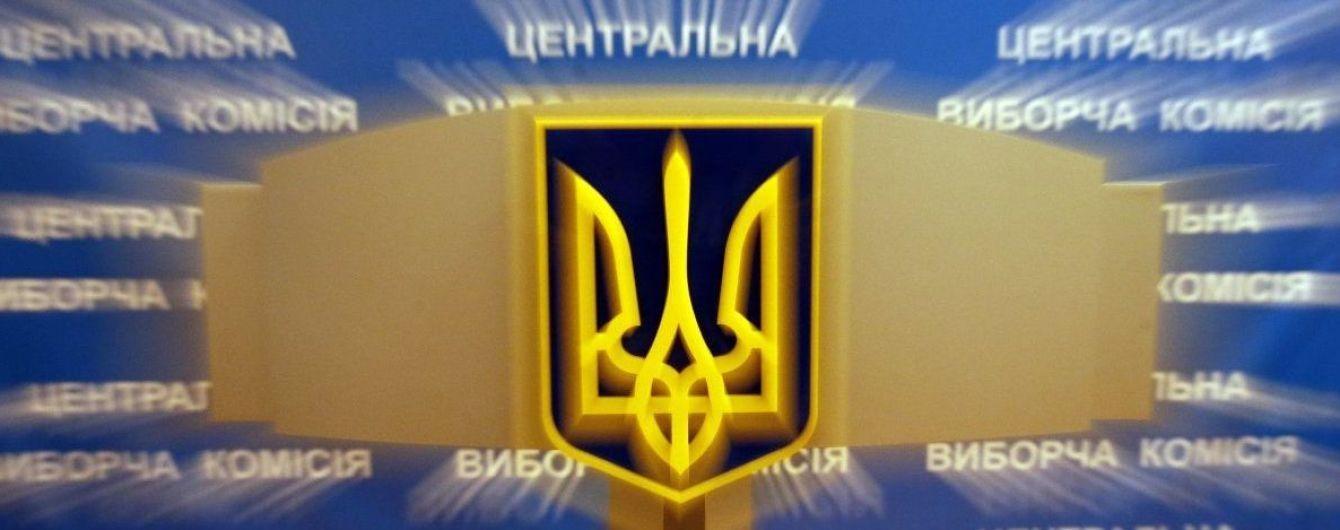 ЦВК зареєструвала останніх кандидатів у президенти України