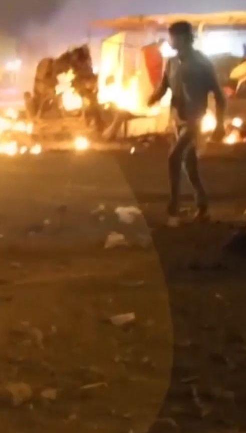 Двойной теракт произошел в ливийском городе Бенгази, погибли более 30 человек