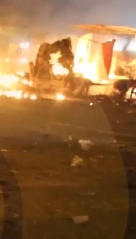 Теракт в Ливии, погибли более 30 человек