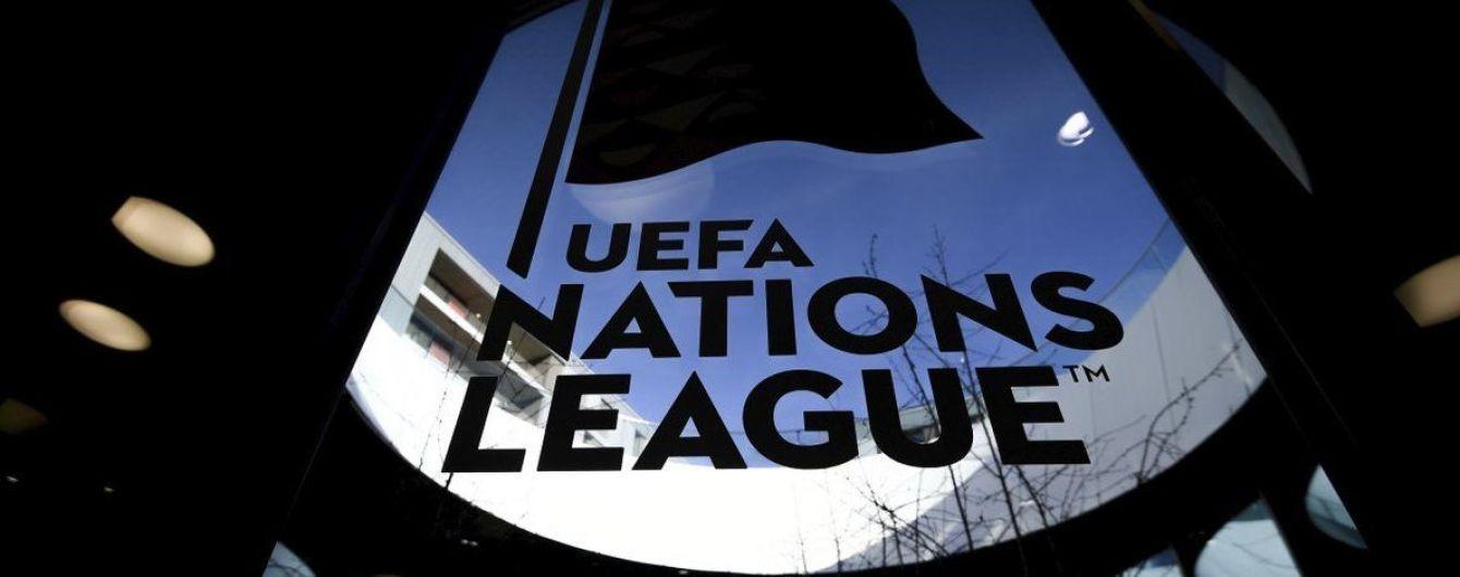 Ліга націй-2018/19. Календар і час усіх матчів