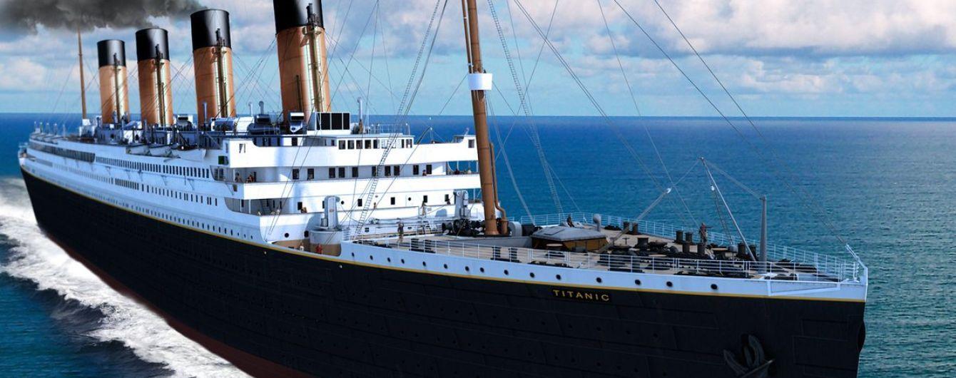"""В 2019 году на воду сойдет точная копия легендарного """"Титаника ..."""