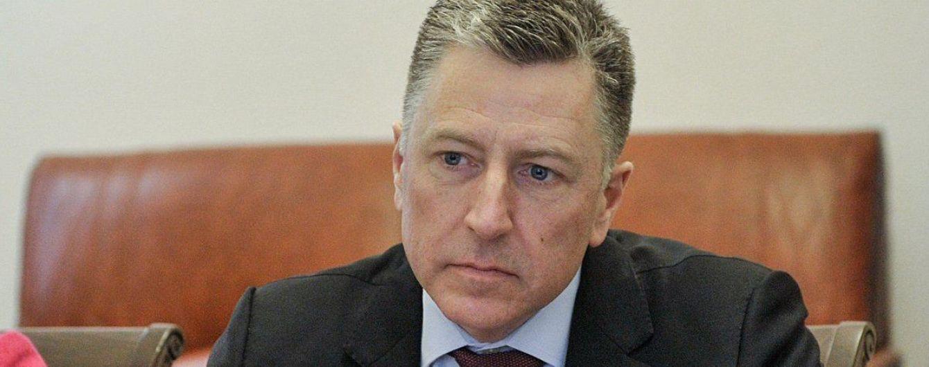 Волкер призвал РФ придерживаться Минских соглашений