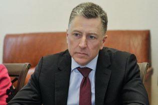 Зараз Росія може захотіти більшого прогресу на Донбасі, ніж раніше – Волкер
