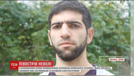 Российские силовики задержали двух крымских татар