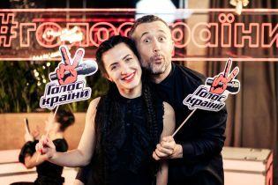 """MONATIK, Бабкін, Матвієнко побували на вечірці в честь нового сезону """"Голос країни"""""""