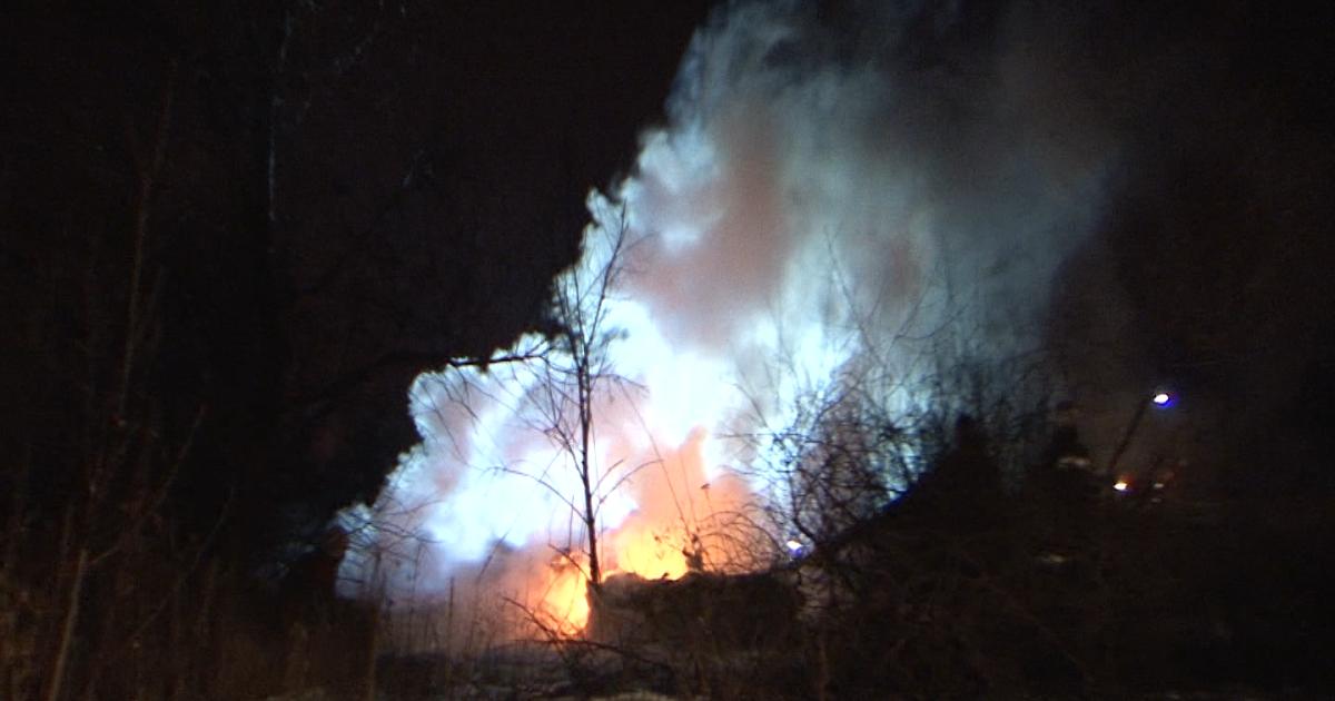 Смертельный пожар на николаевском полигоне вызвали бойцы, плеснув в буржуйку бензин - Бирюков