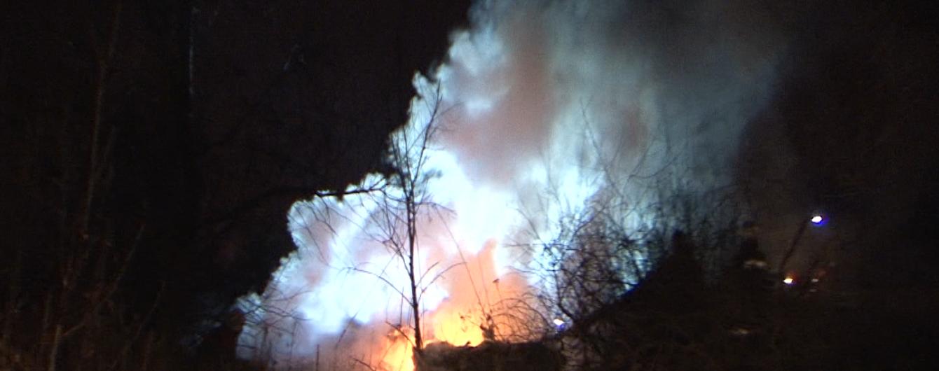 Смертельну пожежу на миколаївському полігоні спричинили бійці, хлюпнувши у буржуйку бензин - Бірюков
