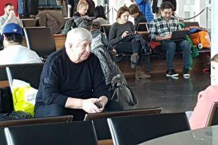 Шокіна заскочили в аеропорту у Швейцарії