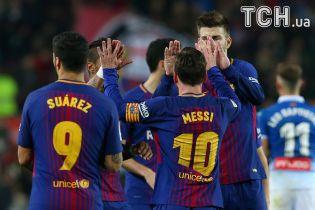 """""""Барселона"""" узнала соперника в битве за финал Кубка Испании"""