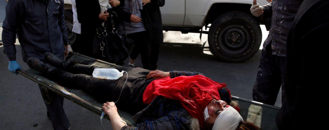 У Кабулі вибухнуло авто поблизу посольства Австралії, є поранені