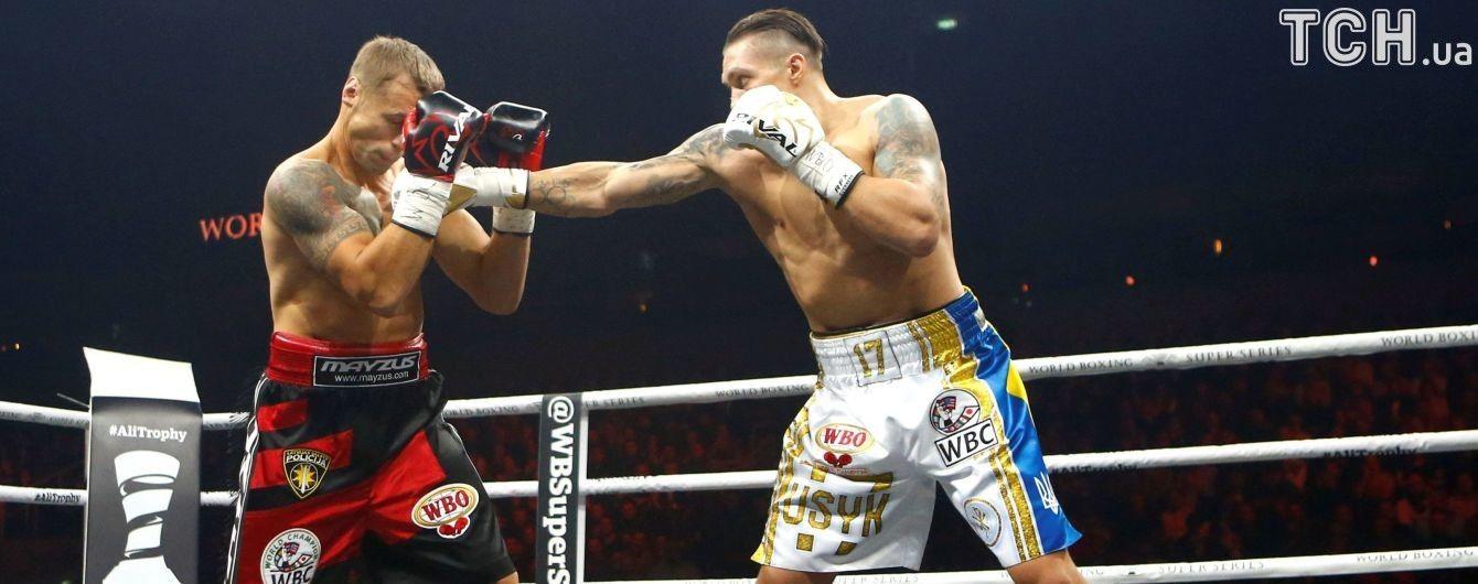 Бриедис пожелал Усику победы в WBSS и во второй раз отметил, что хочет провести бой-реванш