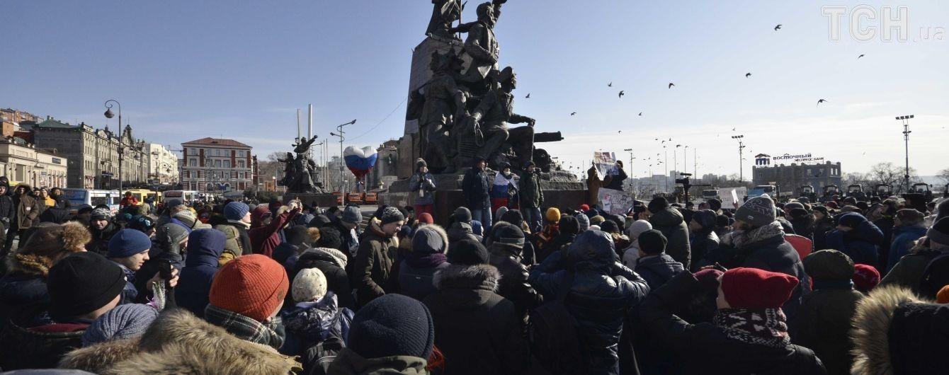 Навальний оголосив про масштабну акцію протесту в 20 російських містах