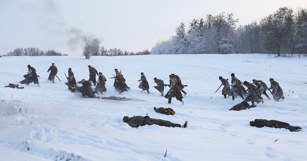 """""""Первые киборги"""": Украина отмечает столетие героического боя под Крутами"""
