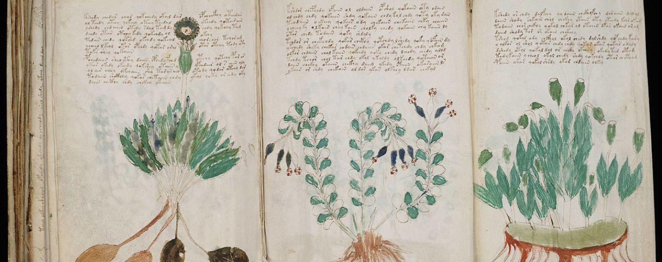Специалист по искусственному интеллекту расшифровал язык загадочного манускрипта Войнича