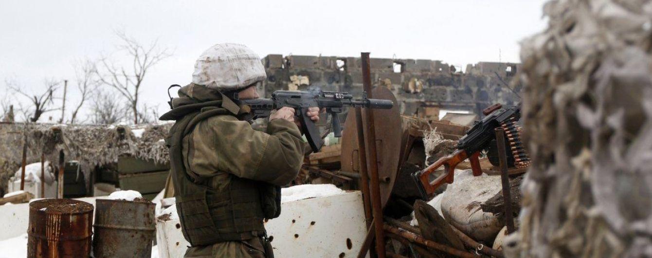 На передовой на Донбассе были ранены трое украинских военных. Хроника АТО