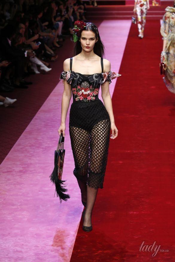 Коллекция Dolce&Gabbana прет-а-порте сезона весна-лето 2018_54