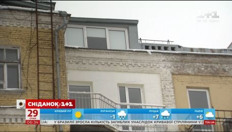 Воры тепла: владельцы квартиры в центре Киева на платят за отопление незаконных пристроек