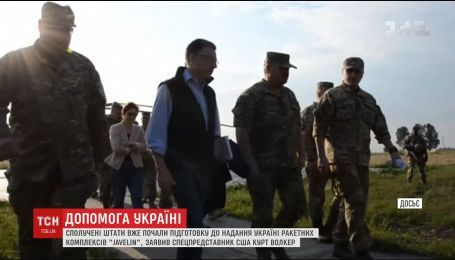 """США сподіваються запобігти розпалюванню конфлікту на Донбасі, надавши Україні """"Джавеліни"""""""