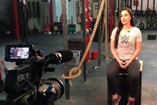 Впервые арабская женщина примет участие в масштабном реслинг-шоу