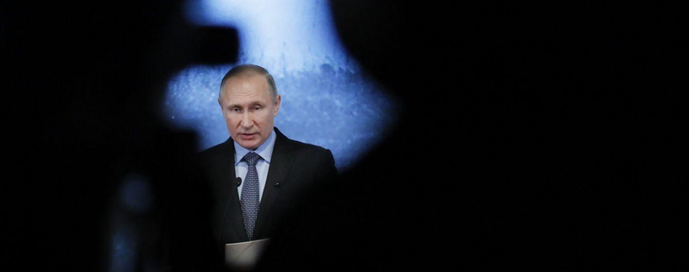 Путін заявив про створення новітньої російської ракети з ядерною енергоустановкою