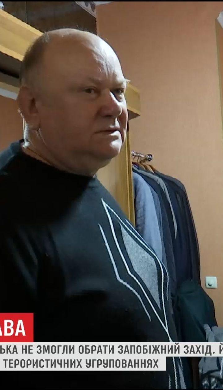Экс-мэр Торецка, которого подозревают в посягательстве на целостность страны, дал интервью ТСН