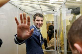 Пікет під будинком Луценка не допоміг: суд залишив Дангадзе під вартою