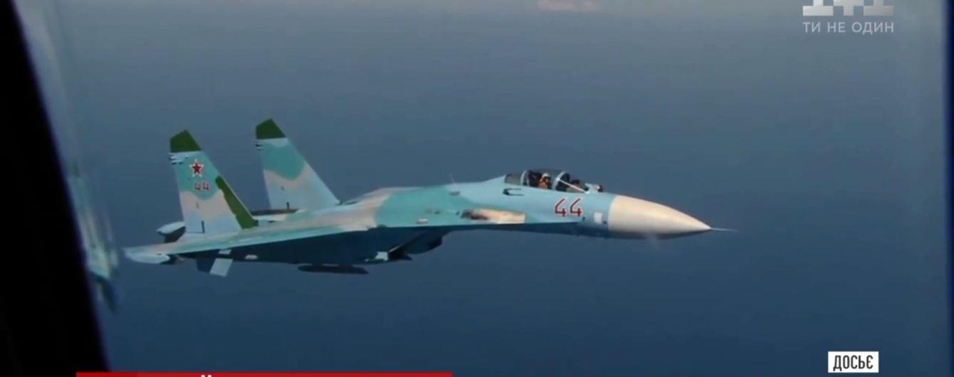 """Швеция вызвала """"на ковер"""" посла России из-за инцидента с Су-27"""