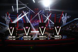 """Прем'єрний випуск """"Голосу країни-8"""" став найбільш рейтинговою розважальною програмою від початку року"""