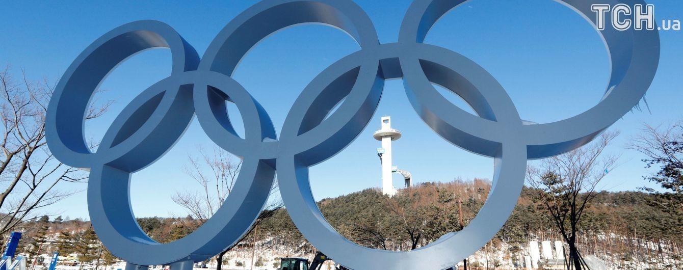 Олімпійські ігри 2018, розклад: інфографіка календаря змагань