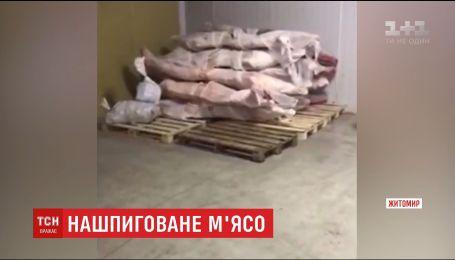 СБУ виявила, що вихованці дитсадків на Житомирщині два роки їли отруєне м'ясо
