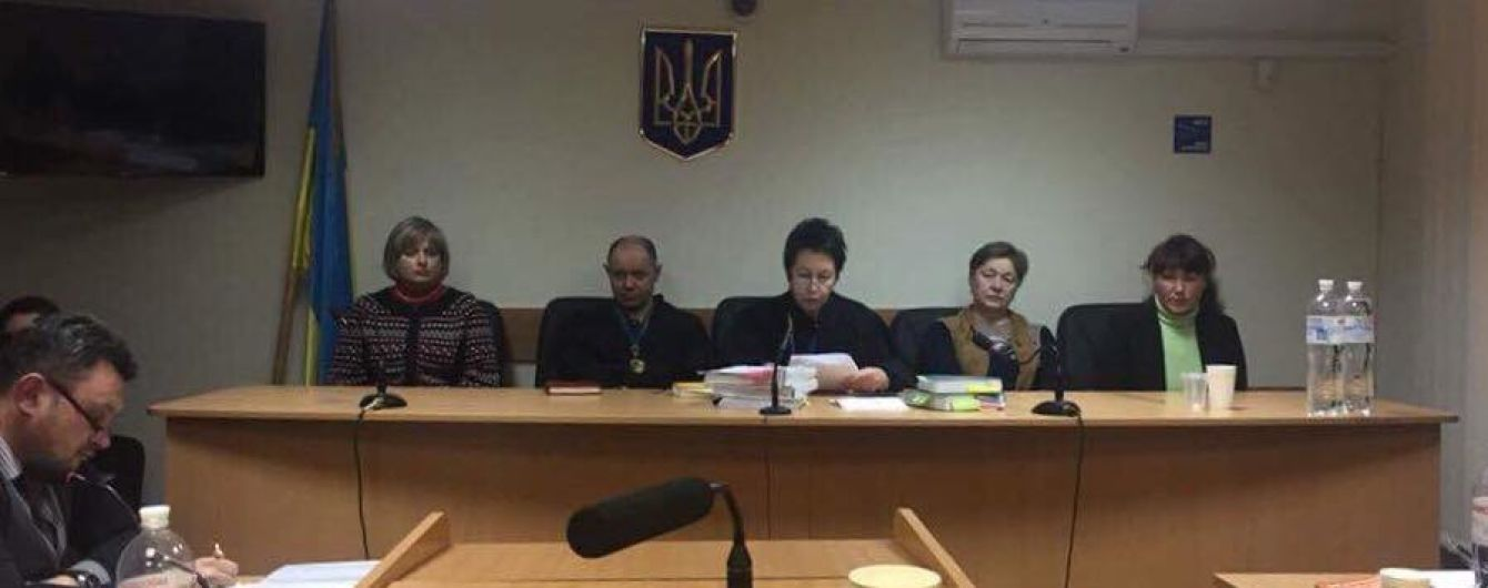 Суддя у справі патрульного Олійника взяла самовідвід через конфлікт інтересів
