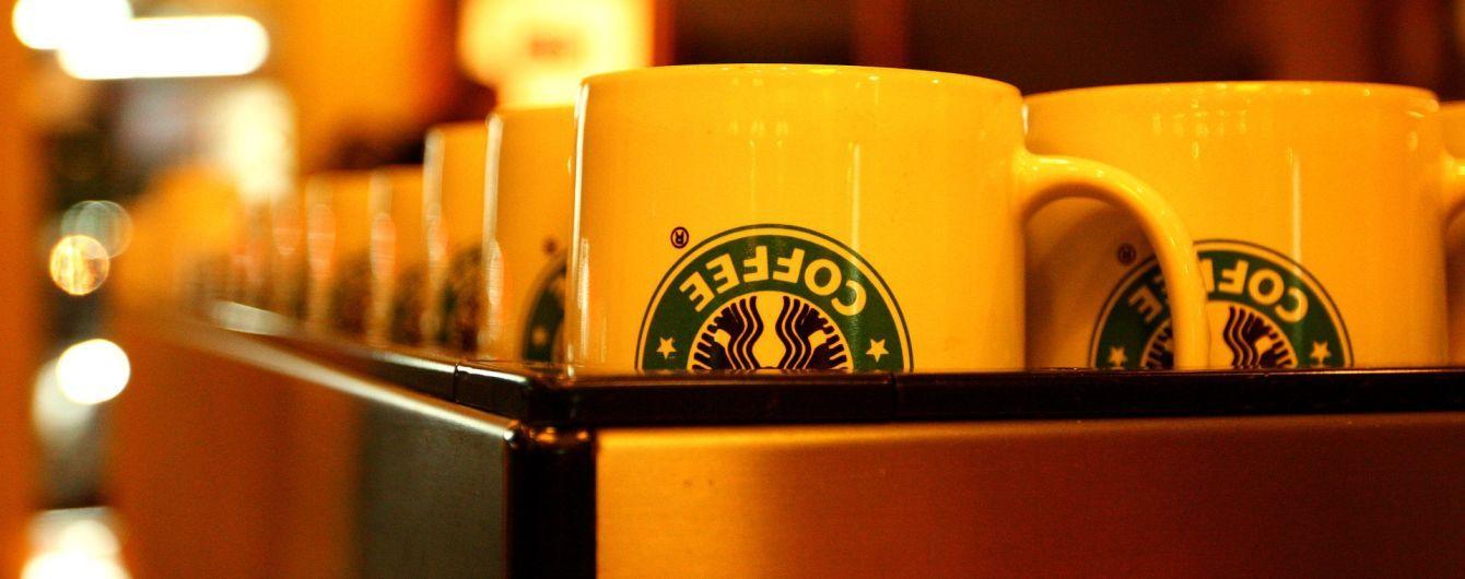 Каву Starbucks почнуть продавати в українських аеропортах
