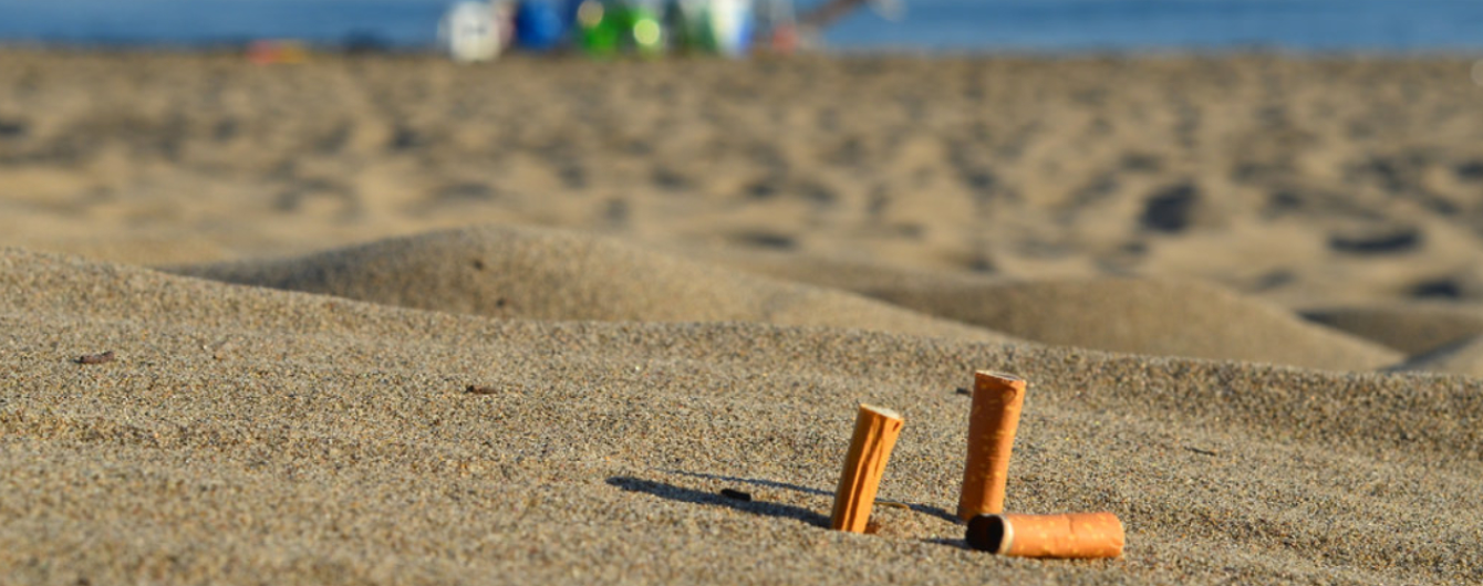 За куріння на пляжах Таїланду туристи ризикують загриміти до в'язниці