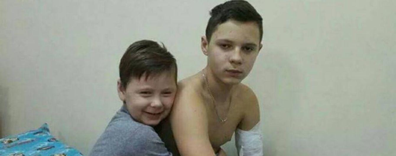 Родители Никиты просят помочь спасти сыну жизнь
