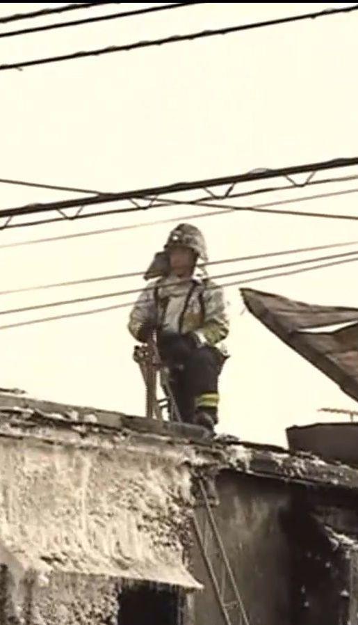 На севере Японии пожар в доме престарелых унес жизни 11 человек