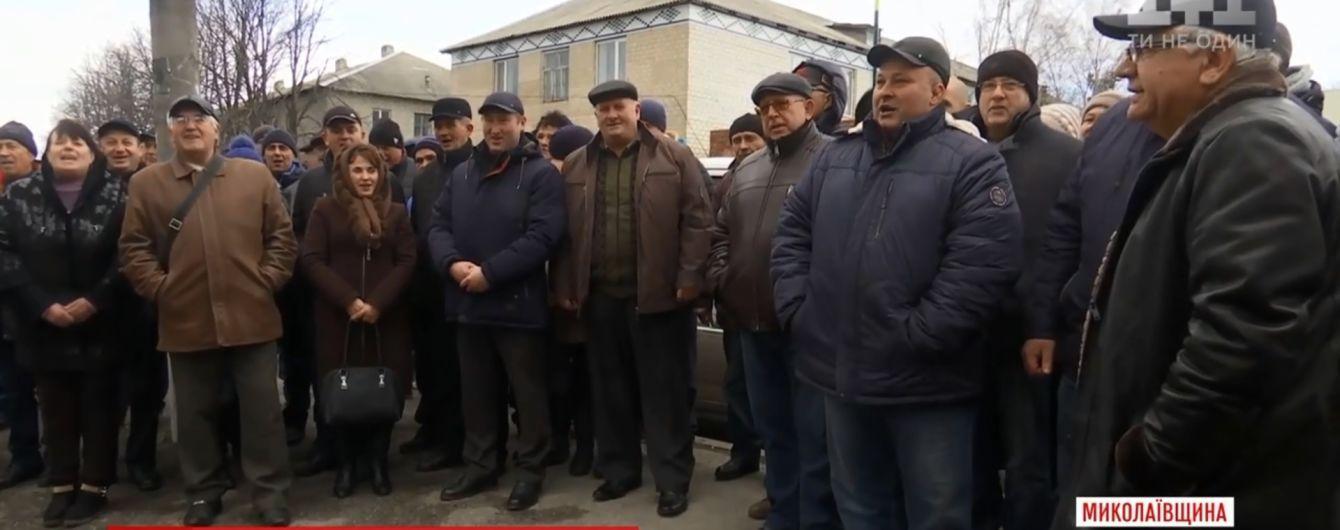 На Николаевщине фермеры восстали против неспособности силовиков завершить дело дерзкой банды