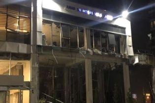 У столиці Туреччини пролунав потужний вибух в податковій інспекції