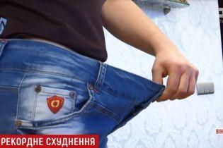 Украинка за год сбросила 40 кг веса, потому что захотела нравиться парням
