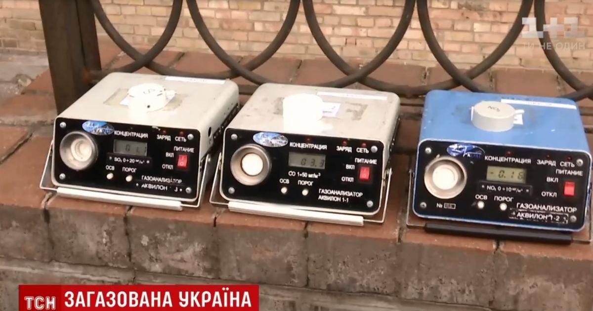Астма, бронхит, головокружение: специалисты рассказали, чем грозит киевлянам загазованность столицы
