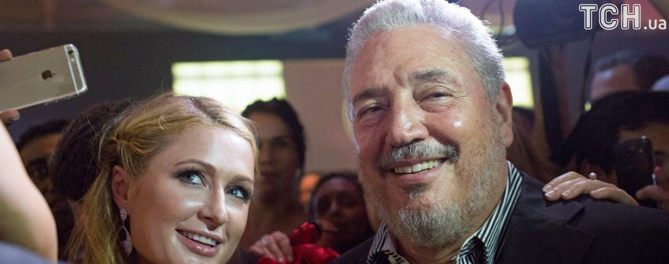 Сина Фіделя Кастро, який вчинив самогубство, поховали на головному кладовищі в Гавані